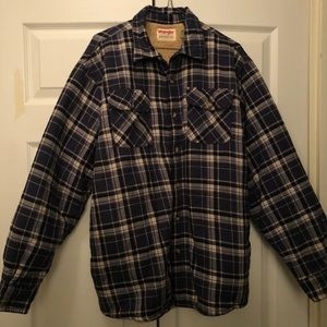 Wrangler plaid coat